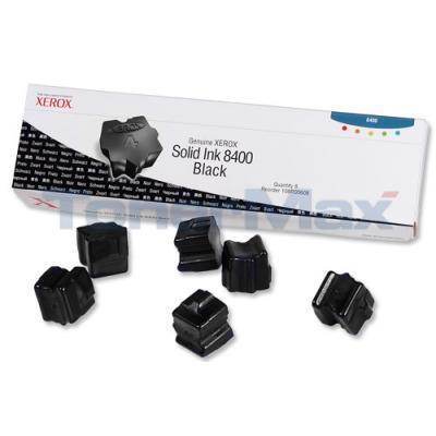 XEROX PHASER 8400 SOLID INK BLACK